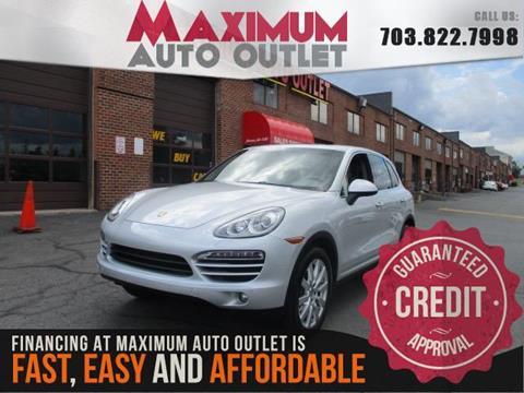 2013 Porsche Cayenne for sale in Manassas, VA