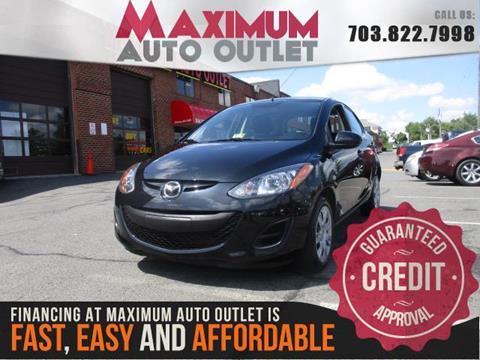 2014 Mazda MAZDA2 for sale in Manassas, VA