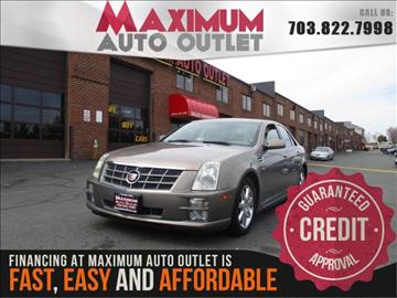 2008 Cadillac STS for sale in Manassas, VA
