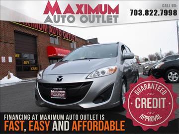 2013 Mazda MAZDA5 for sale in Manassas, VA