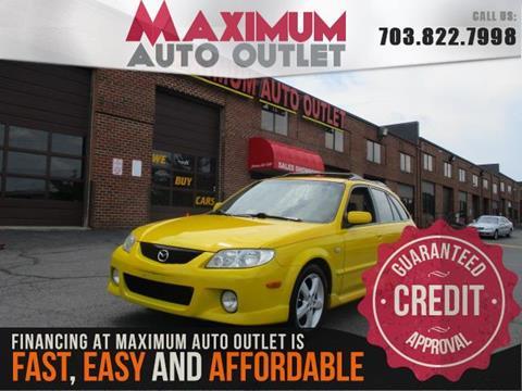 2003 Mazda Protege5 for sale in Manassas, VA