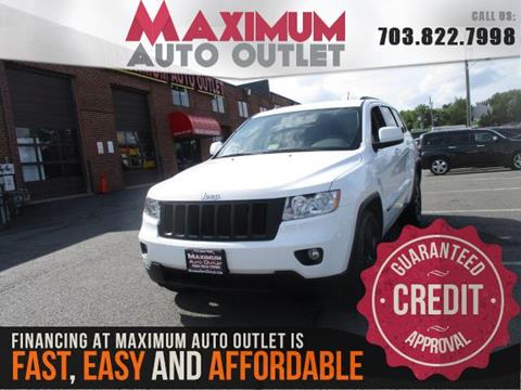 2013 Jeep Grand Cherokee for sale in Manassas, VA