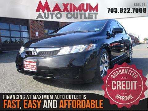 2011 Honda Civic for sale in Manassas, VA