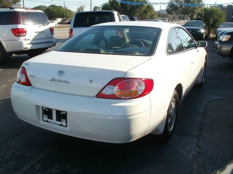2003 Toyota Camry Solara SE 2dr Coupe - Largo FL