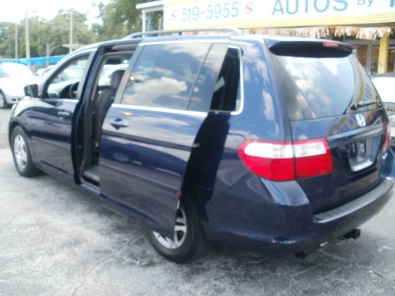 2005 Honda Odyssey EX-L Mini-Van 4dr w/DVD and Navi - Largo FL