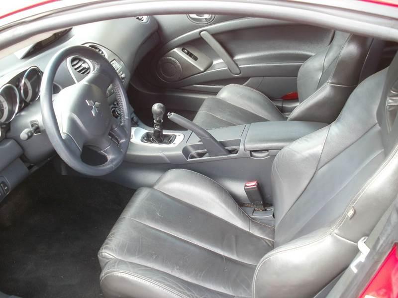 2006 Mitsubishi Eclipse GT 2dr Hatchback w/Manual - Largo FL