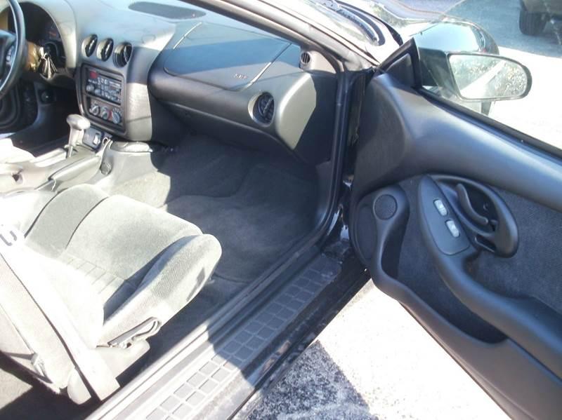 2002 Pontiac Firebird Base 2dr Hatchback - Largo FL