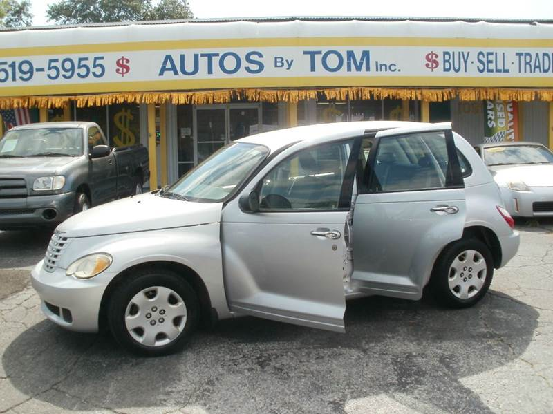 2008 Chrysler PT Cruiser Base 4dr Wagon - Largo FL