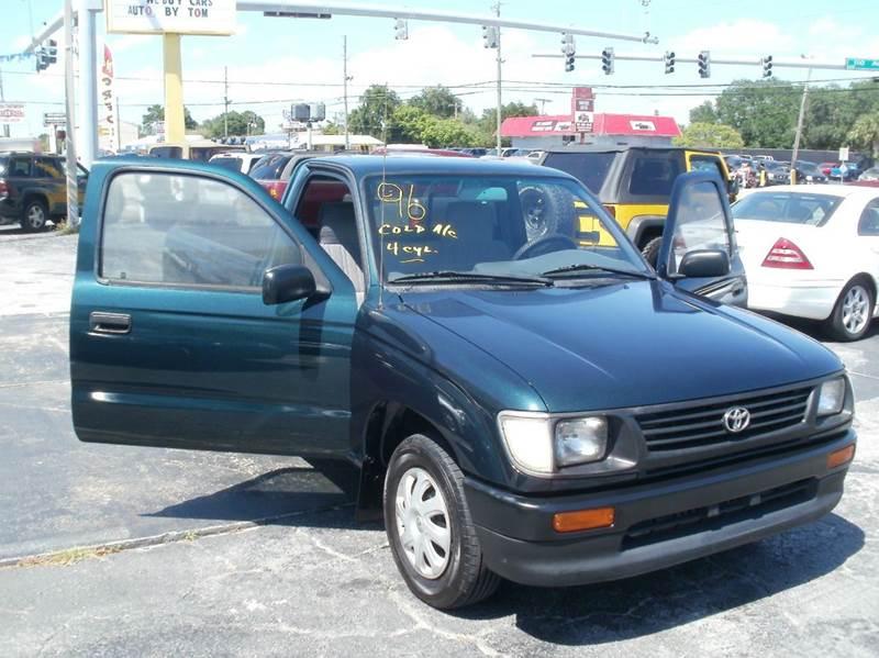 1996 Toyota Tacoma Base 2dr Standard Cab SB - Largo FL