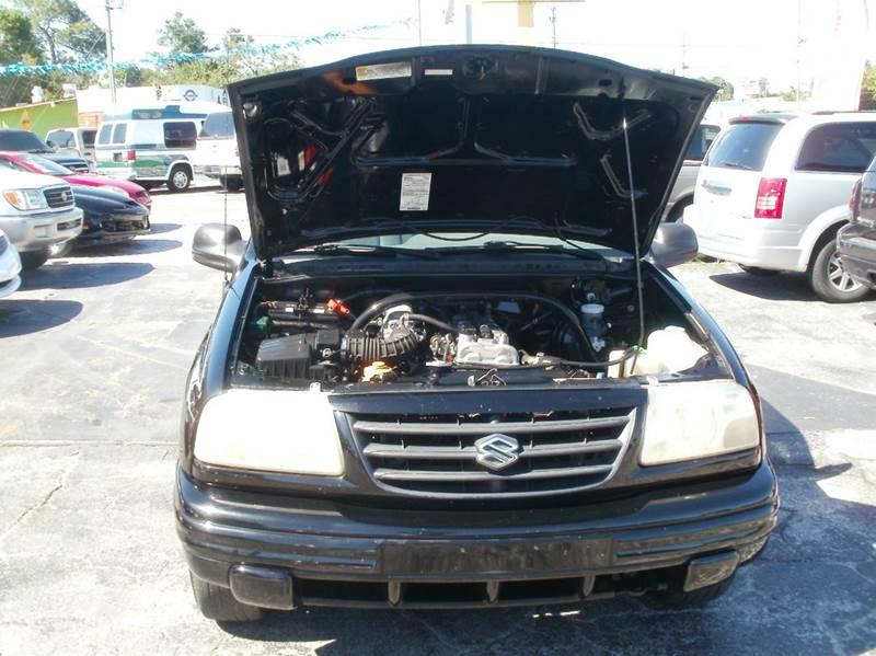 2003 Suzuki Vitara Base Rwd 4dr SUV - Largo FL