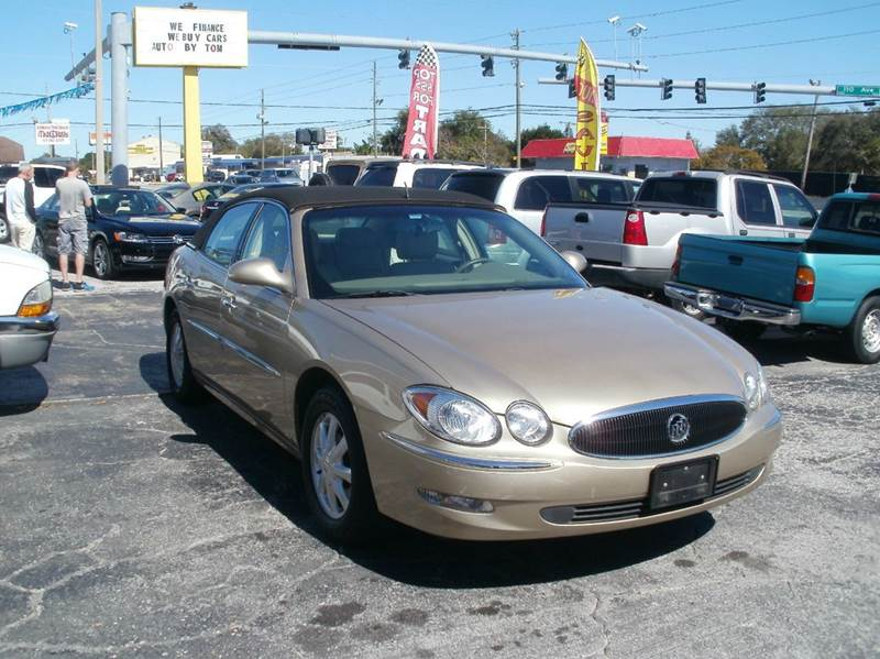 2005 Buick LaCrosse CXL 4dr Sedan w/ Front and Rear Head Airbags - Largo FL