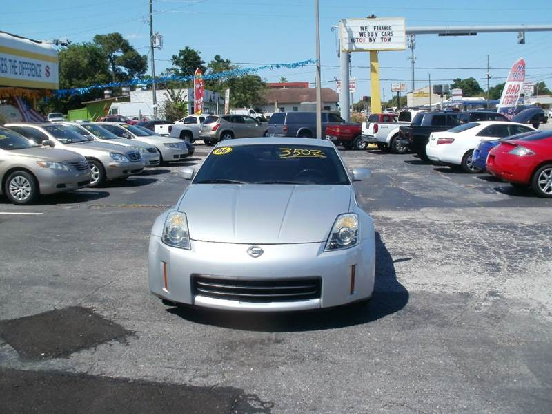 2006 Nissan 350Z Touring 2dr Coupe (3.5L V6 6M) - Largo FL