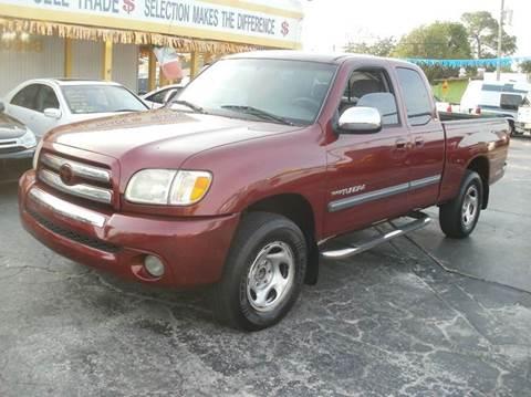 2003 Toyota Tundra for sale in Largo, FL
