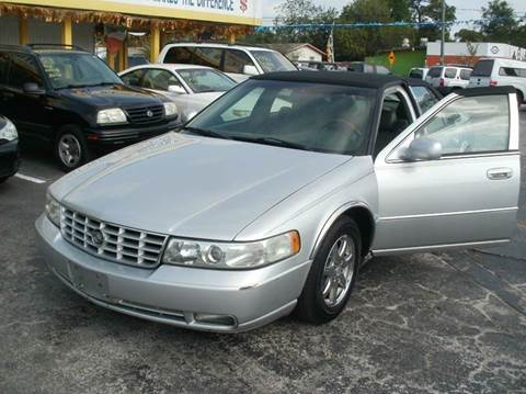 2003 Cadillac Seville for sale in Largo, FL