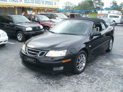 2004 Saab 9-3 for sale in Largo, FL