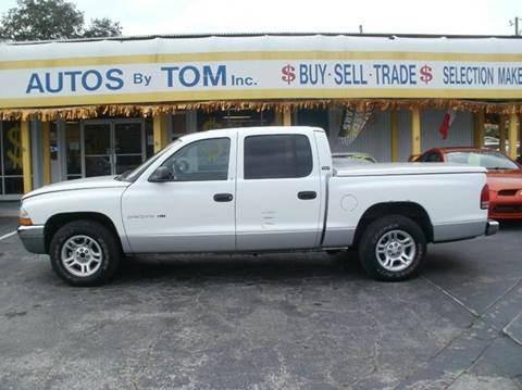 2001 Dodge Dakota for sale in Largo, FL