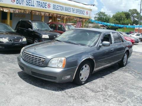 2005 Cadillac DeVille for sale in Largo, FL