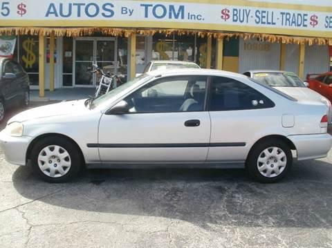 1999 Honda Civic for sale in Largo, FL