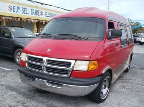 2000 Dodge Ram Van For Sale In Largo FL