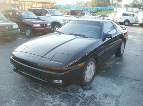 1988 Toyota Supra for sale in Largo, FL