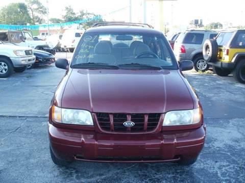 2001 Kia Sportage for sale in Largo, FL