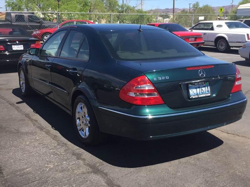 2004 Mercedes-Benz E-Class E320 4dr Sedan - Henderson NV