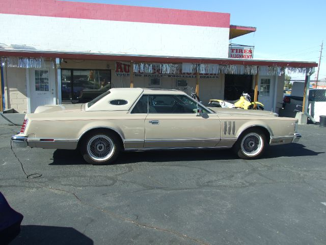 1978 Lincoln Mark VIII Continental