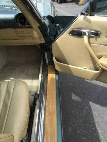 1982 Mercedes-Benz 380-Class 380SL 2dr Convertible - Henderson NV