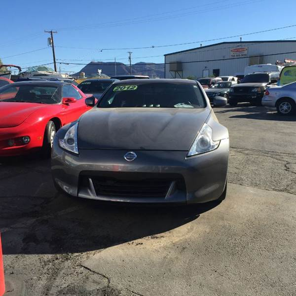 2012 Nissan 370Z Touring 2dr Coupe 7A - Henderson NV