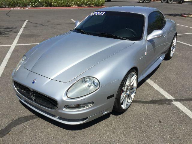 2005 Maserati GranSport 2dr Coupe - Henderson NV