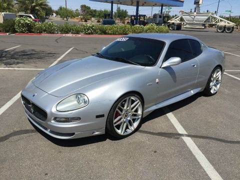 2005 Maserati GranSport for sale in Henderson, NV