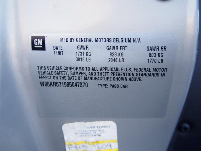 2008 Saturn Astra XE 4dr Hatchback - Washington PA