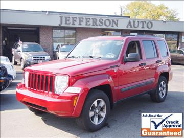 2008 Jeep Liberty for sale in Washington, PA