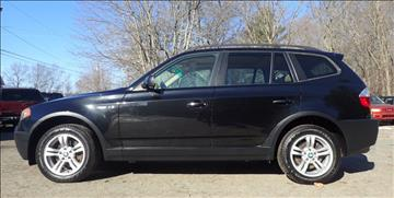 2005 BMW X3 for sale in Storrs, CT