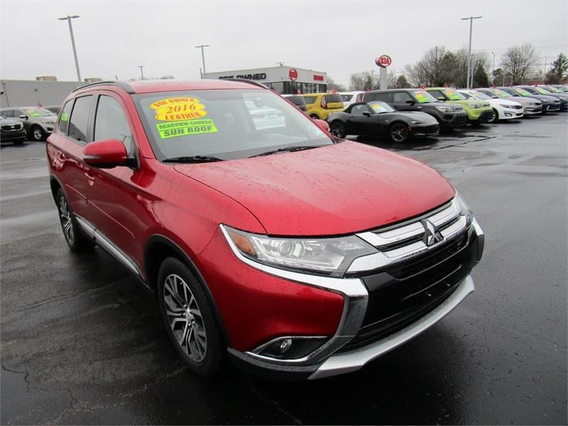 mitsubishi for sale in evansville in