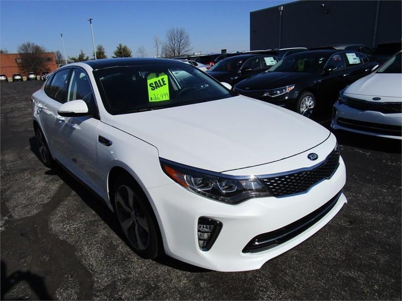 2018 Kia Optima for sale in Evansville, IN