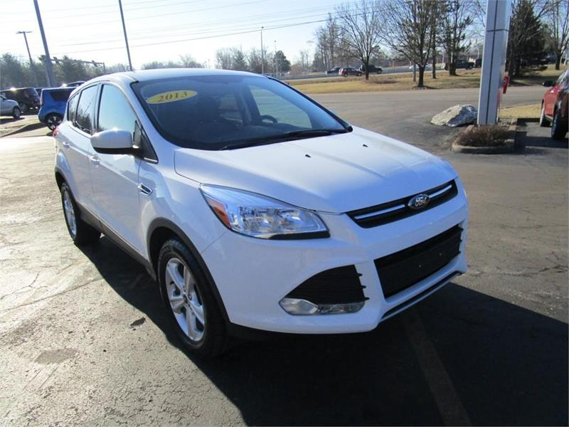 2013 ford escape for sale in indiana. Black Bedroom Furniture Sets. Home Design Ideas