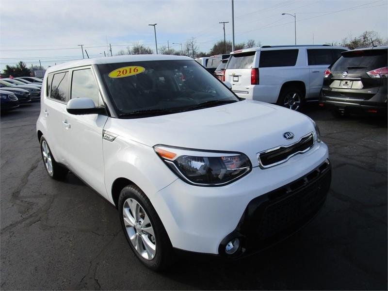 2016 kia soul for sale in evansville in. Black Bedroom Furniture Sets. Home Design Ideas