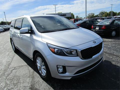 2017 Kia Sedona for sale in Evansville, IN