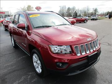 2016 Jeep Compass for sale in Evansville, IN