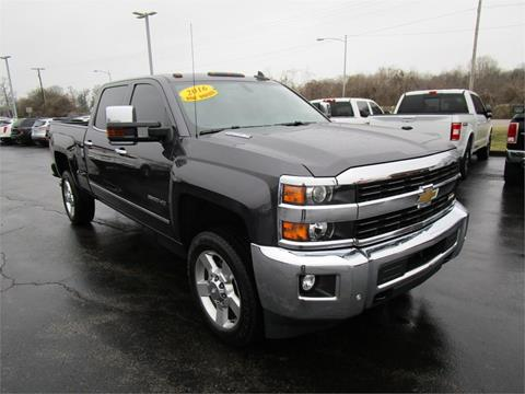 2016 Chevrolet Silverado 2500HD For Sale In Evansville IN