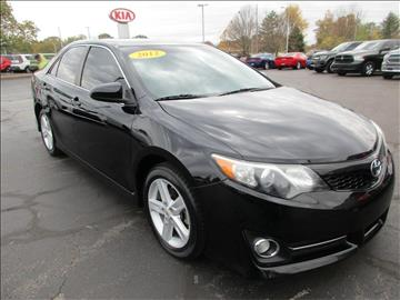 2012 toyota camry for sale indiana for Integrity motors group evansville in