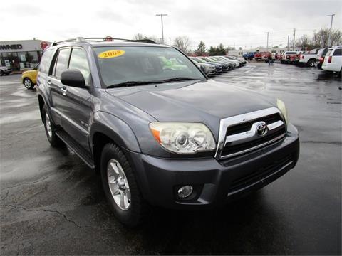 Toyota 4runner for sale in evansville in for Magna motors mazda volvo evansville in