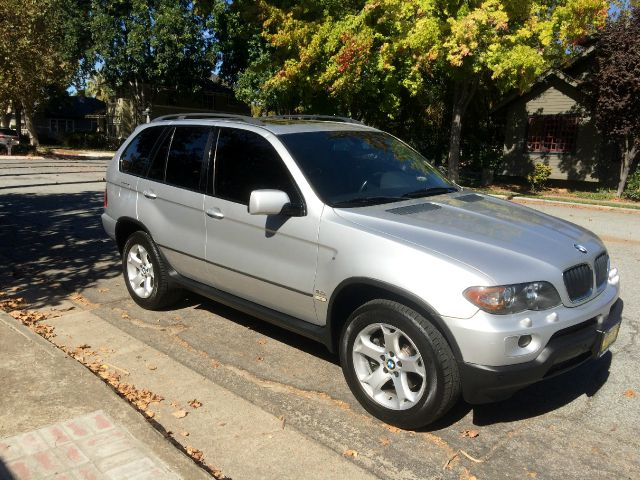 2005 BMW X5 30I AWD 4DR SUV silver 5-speed automatic transmission abs - 4-wheel anti-theft syst