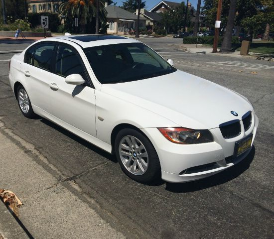 2007 BMW 3 SERIES 328I 4DR SEDAN white 2-stage unlocking - remote 6-speed steptronic automatic tr