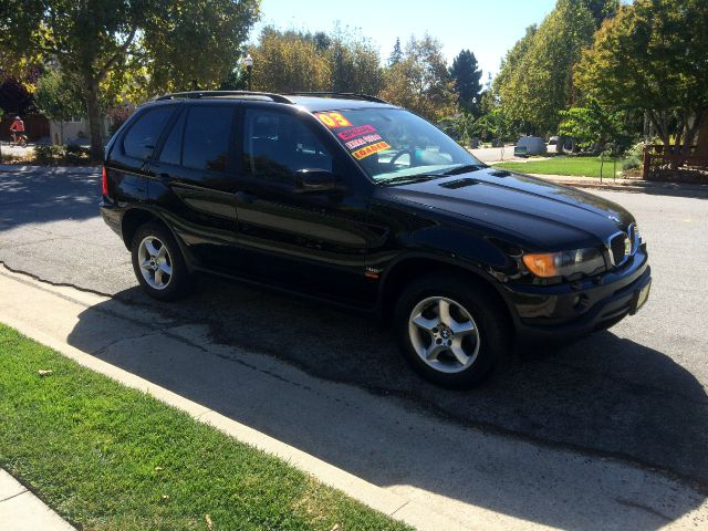 2003 BMW X5 30I AWD 4DR SUV black 5-speed automatic transmission abs - 4-wheel anti-theft syste