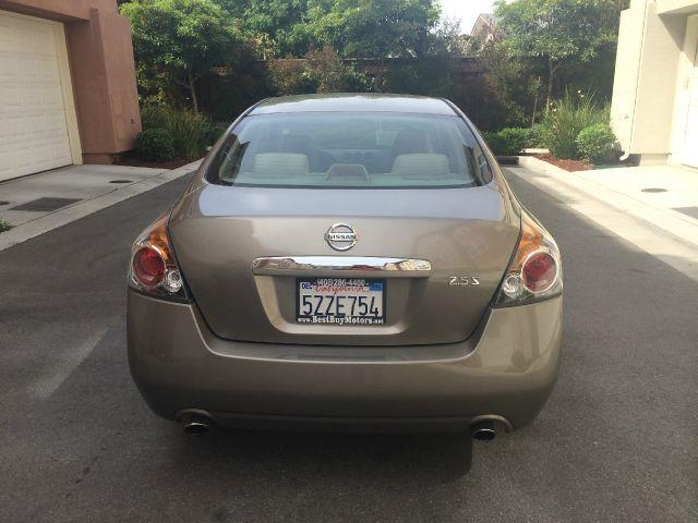 2008 NISSAN ALTIMA 25 S pewter abs 4-wheel included keyless entry  air conditioning included po