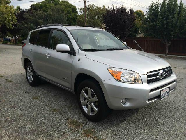 2008 TOYOTA RAV4 LIMITED 4X2 SUV silver 2-stage unlocking - remote abs - 4-wheel adjustable lumb