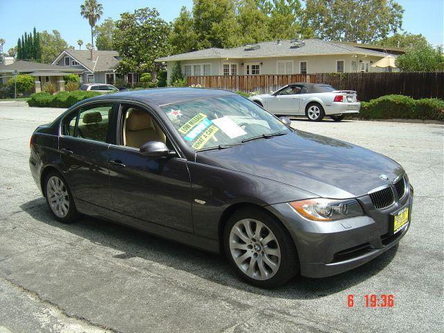 2006 BMW 3 SERIES 330I 4DR SEDAN gray 17 inch wheels 6-speed shiftable automatic transmission ab