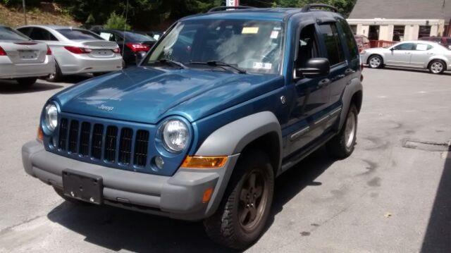 2005 Jeep Liberty Sport 4WD 4dr SUV - York PA